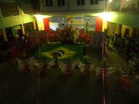 CCS BRAZIL DANCE Presentation (2012)