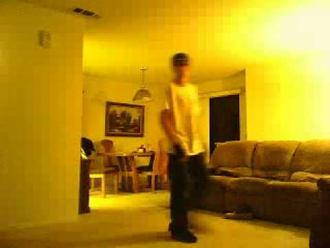 Cruzer freestyle dance part 2