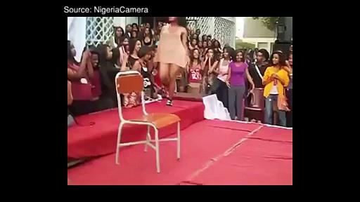 Sexy ethiopian dance