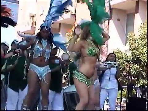 CARNIVAL SAN FRANCISCO BRAZIL SEXY DANCING GIRLS.wmv