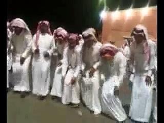 Arab traditional dance – South Saudi – (Bani Shehr tribe)