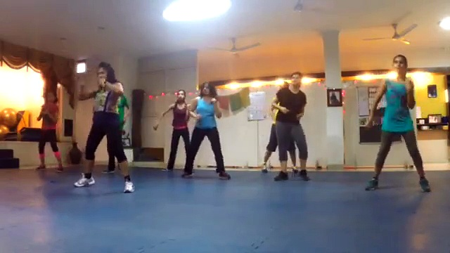 Love Atrevete Salsa Zin 56 |  Zumba dance for beginners