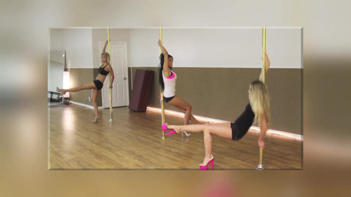 Clases de Pole Dancing