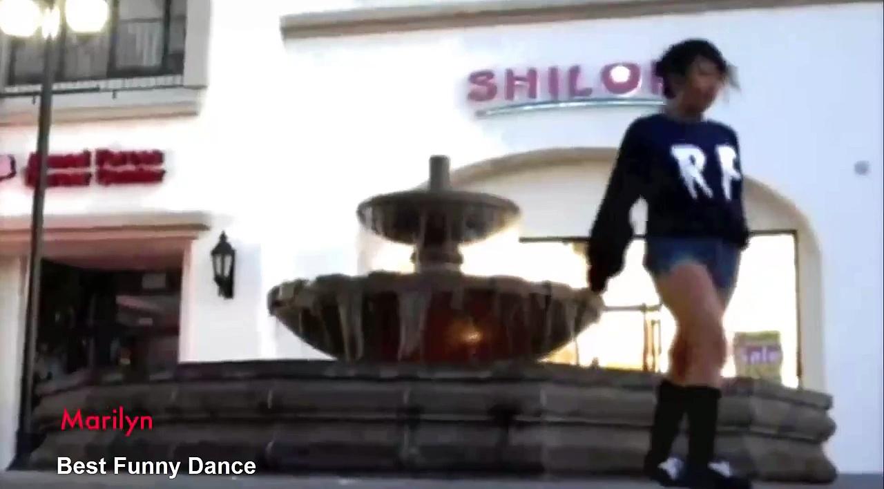 Latina Ladies Dancing  – Shuffle Dance –  2015 part 1 – Best Funny Dance