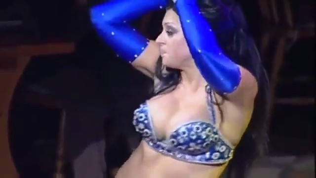 Beutiiful Girl Belly Dance in Blue Dress Full Hot and Sexy | New Full Nanga Mujra