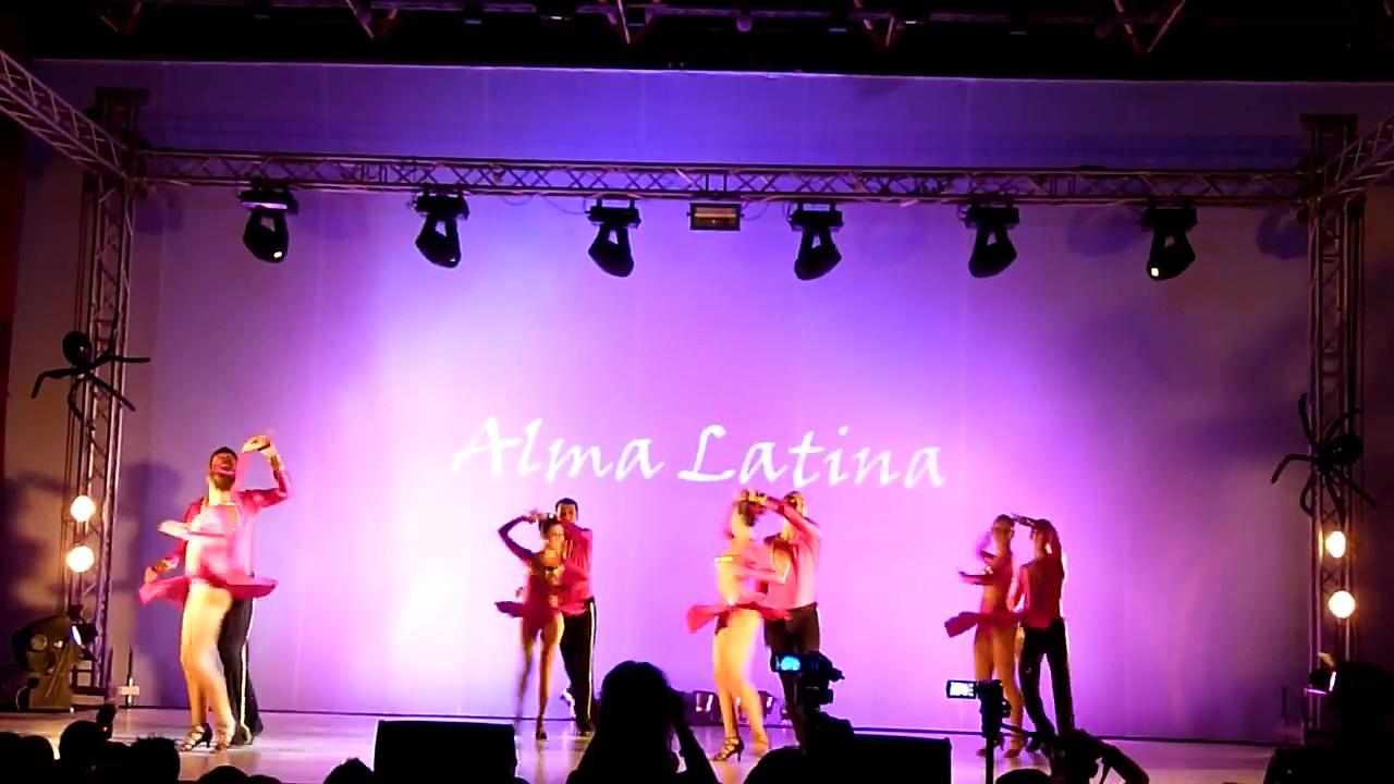 The Pianist-Alma Latina Dance Academy Team-Salsa Varna-5th Balkan Salsa Congress