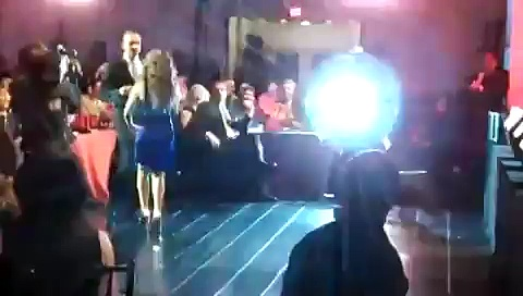 President Obama Dancing with Thalia at Fiesta Latina @ The White House