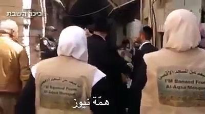 "Arabs chant ""Allahu Akbar"" at Jews, so they dance"
