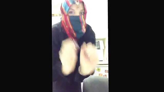 Arab Girl Dance Video Goes Viral on Internet