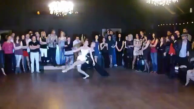 The Battle- Black and White -Alma Latina Dance Academy- Salsa Varna