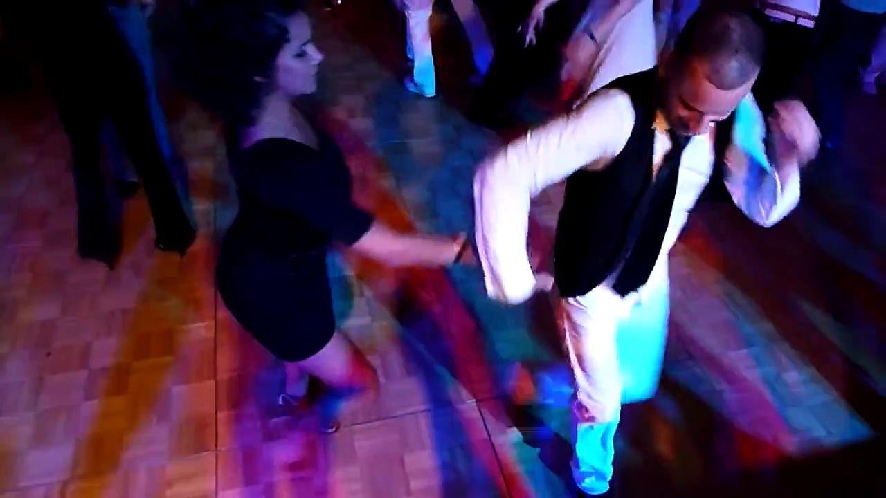 Jorgie Ataca & Bianca – Salsa Social Dance at the Paris Sensual Festival 2010