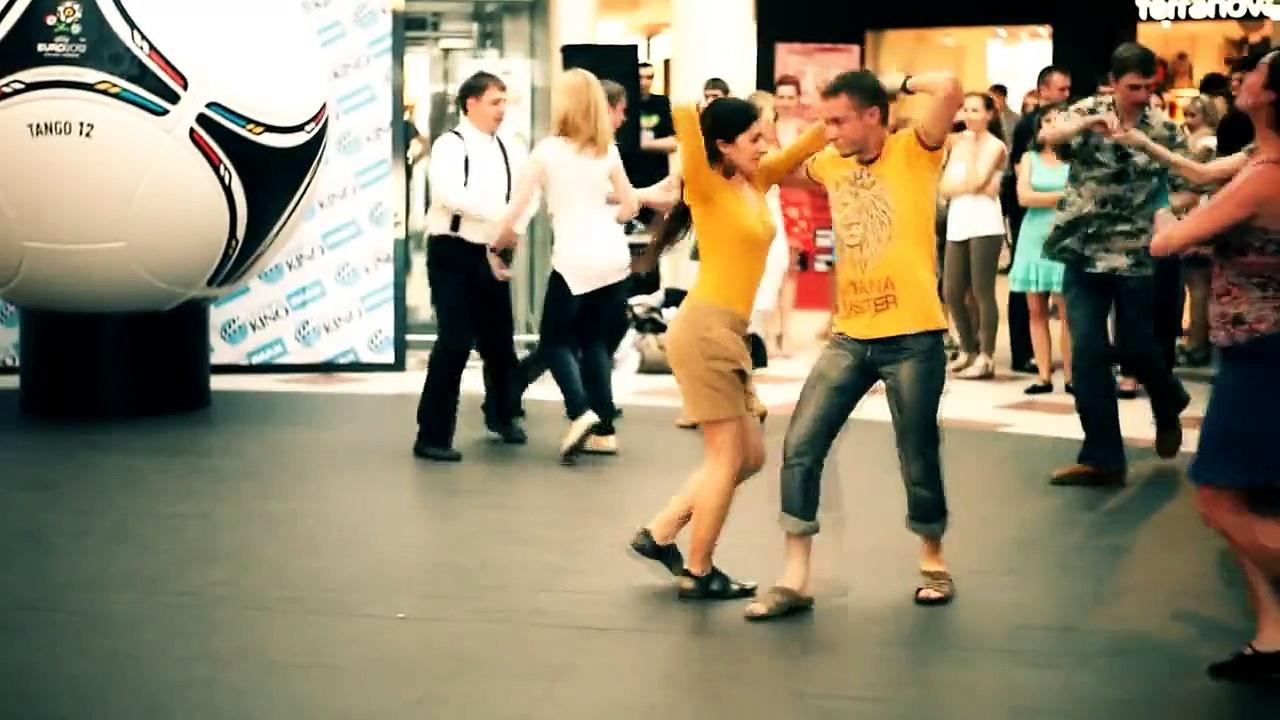 Salsa Street dance Ukraine