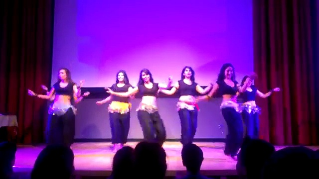 UCSB Arab Student Group Belly Dance – YTPak.com