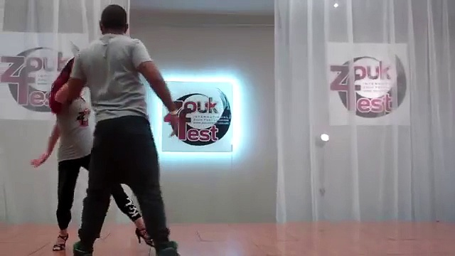 How to do Brazilian Zouk Dance Steps Demo Dance Performance