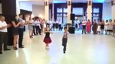 Amazing Talented Kids Dancing Salsa