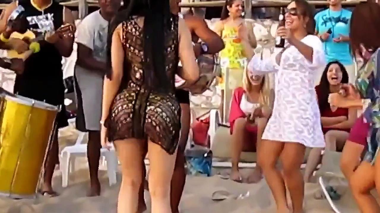 Brazil Party: Samba Dance Brazilian Music (Brazil World Cup Music 2014) Hot Brazilian girl