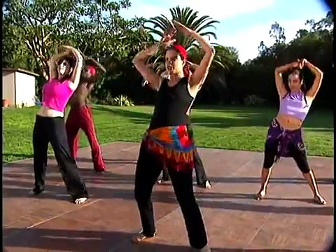 Latin Dance Aerobic Workout 1 Hour Brazilian Moves For Shaping Your Body – Class For Beginners