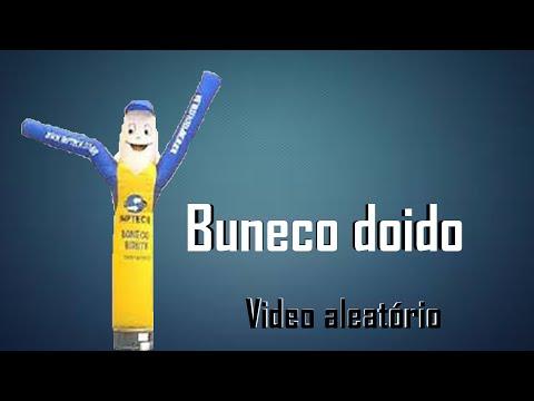 Bonecão do posto (video aleatório)