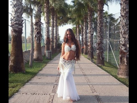 Isabella Belly Dance Drum Solo (Darbuka) HD
