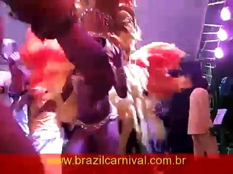 Rio Carnival Brazilian Batucada  Turn the beat  Samba Dancing Girls
