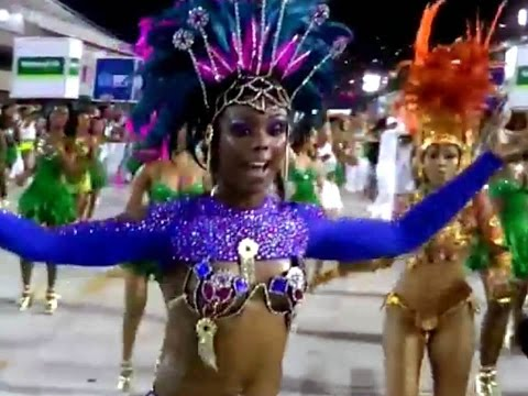 BRAZIL´S BEST SAMBA DANCING: One hour of Carnival