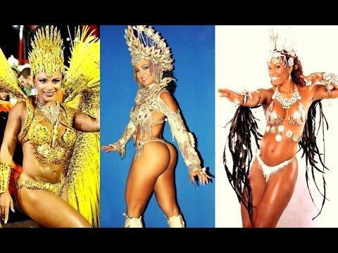 TOP 10 SOLO SAMBA DANCE ROUTINES: Rio 2012- 2014