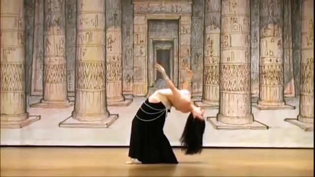 Hot Sensual Arabic Sexy Belly Dance Shahrzad Raqs