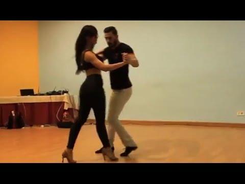 Современный латиноамериканский танец (Daniel y Desiree Sexy Latina Dance)