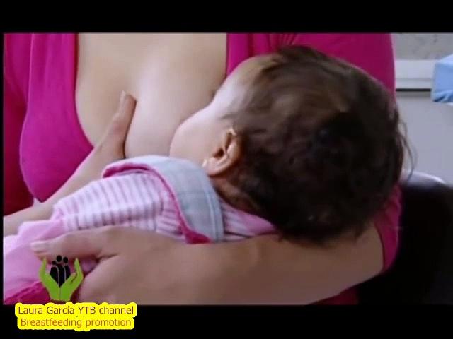 Tutorial lactancia  Madres latinas dando pecho
