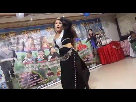 Hot & Sexy Dance By Parbati Rai In Qatar