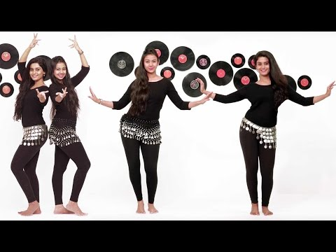 Belly Dance Beginners Tutorial | Core And Cardio Workout
