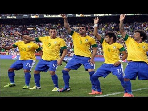 Neymar Jr ● Dancing Goal Celebrations ● Santos, Barcelona, and Brazil