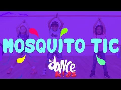 MC Creu – Mosquito Tic – Coreografia   FitDance Kids