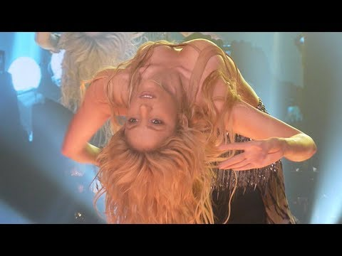 Shakira – Belly Dance, Ojos Asi (Antwerp, Sportpaleis – The Sun Comes Out Tour – Front Row HD)