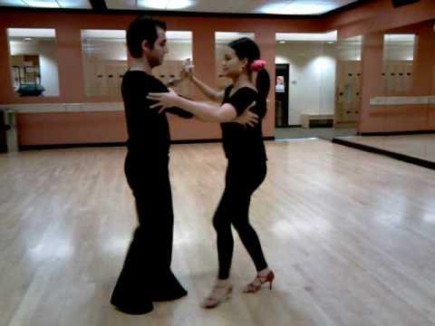Salsa Dance Routine – Beginner Level