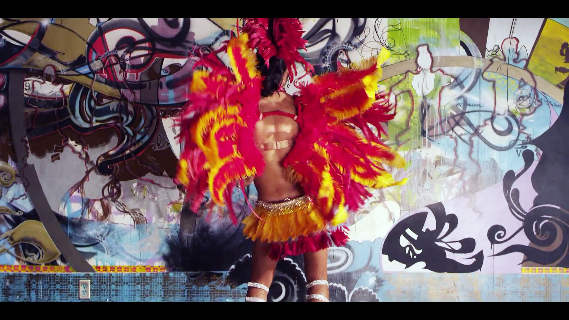Brazilian Samba Dancers in Arizona