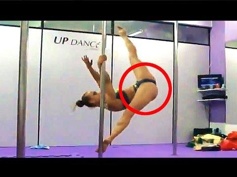 Hot Pole Dance Challenge (HD 1080p)  – ESPECTAVIDEOS