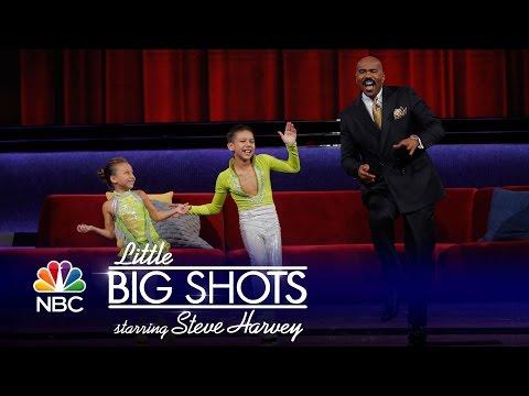 Little Big Shots – Incredible Salsa Dancing Kids (Episode Highlight)