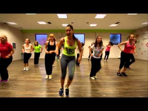 Zumba fitness with Karin Velikonja Belly dance