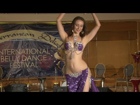 Masha –  Belly Dance  Greece 2014