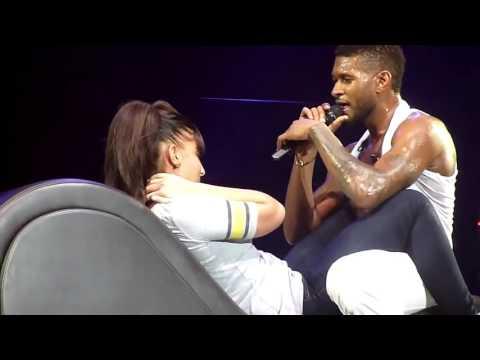 Usher   Lap Dance live Performance