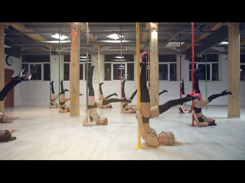 Powerfull – Major Lazer –  Exotic dance choreography – Pole Dance – Djironin & Sony A7SII