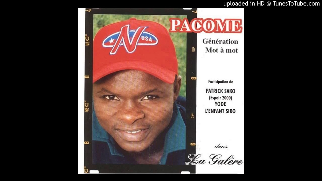 Pacome – Mandela (Mapouka/Music of Ivory Coast/African Music)