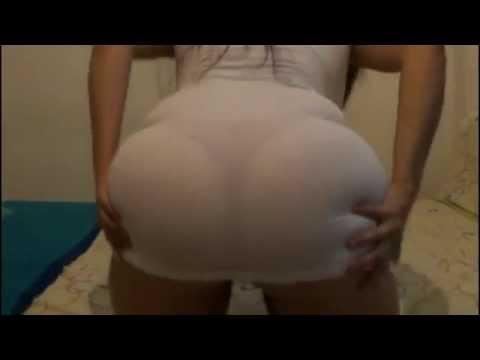 Beauty Latina Ass Dance HD