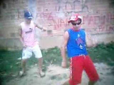 dança do créu- versão diferente