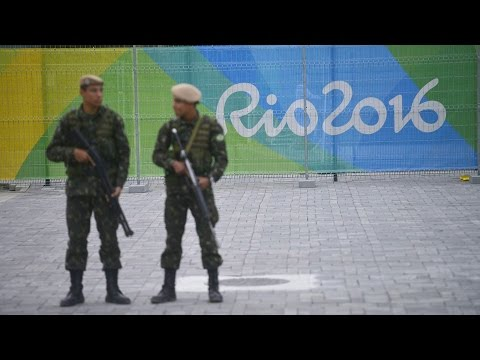 Brazil's Dance with the Devil: 2016 Rio Olympics Begin With Government Dysfunction & Police Violence