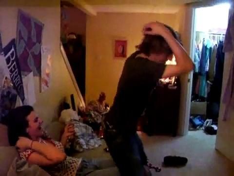 Ryan's Lap Dance