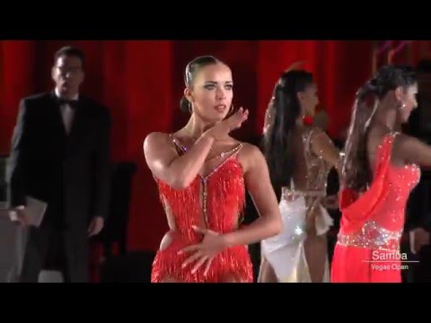Vegas Open Dance 2016/Pro Latin Final