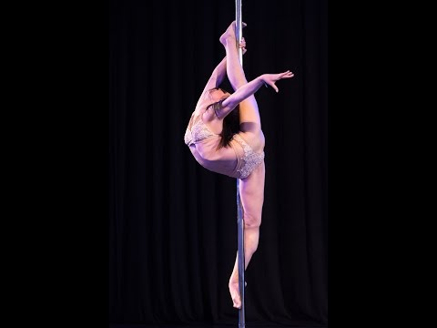 FEMALE WINNER – World Pole Dance Championships 2016 -Natalia Tatarintseva – UKRAINE