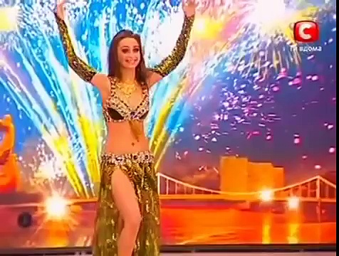 Egyptian arbic belly dance 2016